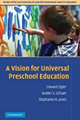 A Vision for Universal Preschool Education