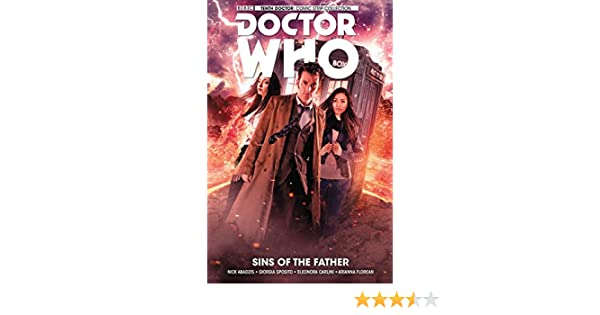 Amazon.com: Doctor Who: The Tenth Doctor Vol. 6 eBook: Nick Abadzis, Giorgia Sposito, Eleonora Carlini, Will Brooks, Arianna Florean: Kindle Store
