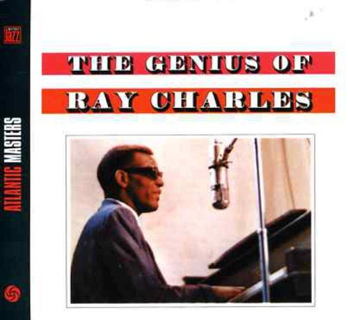 CD : Ray Charles - Genius of Charles, Ray (United Kingdom - Import)