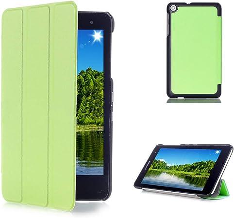DETUOSI Custodia Huawei T1 7.0 Pelle,Ultra Slim PU Cuoio Caso ...
