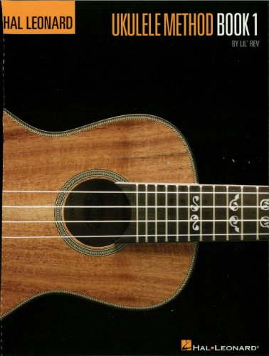 - Hal Leonard Ukulele Method Book 1