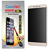 Casotec Impossible Tempered Glass Screen Protector for Letv Le 1S