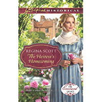The Heiress's Homecoming (The Everard Legacy Book 4)
