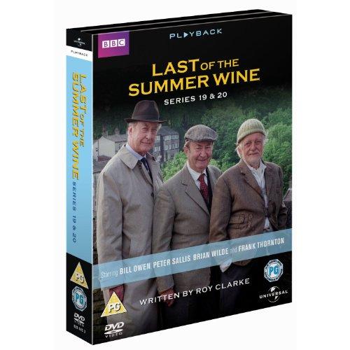 Last Of The Summer Wine: Series 19 & 20 [Region 2]