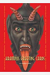 Krampus Greeting Cards Set One: 20 Assorted Cards in Deluxe Tin Cards
