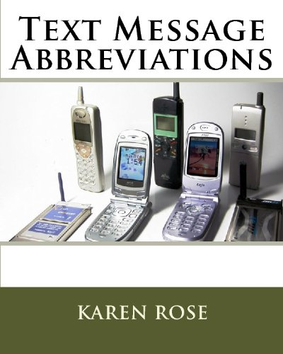 Text Message Abbreviations