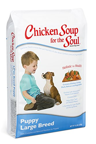Chicken Soup for the Soul Large Breed Puppy15lb