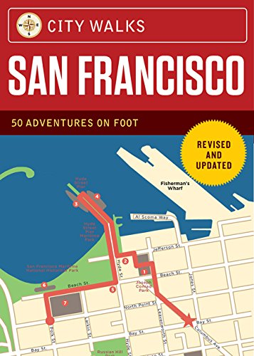 City Walks Deck: San Francisco (Revised): (City Walking Guide, Walking Tours of Cities)