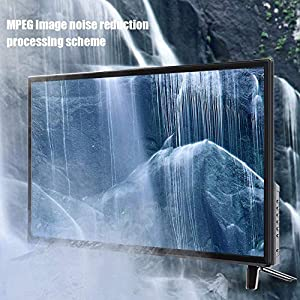 43-Inch-HD-HDR-LCD-TV-1080P-Digital-Television-Voice-Searching-Function-Supports-USBHDMIRF-Antenna-InputHeadphone-OutputBlack