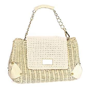 Liz Sugai Shopper Bag for Women - Beige