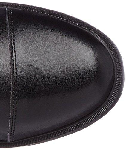 HKM–Botas de equitación para New Fashion corta/Gran - negro