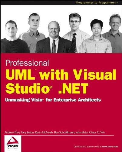 Download Professional UML Using Visual Studio .Net Pdf