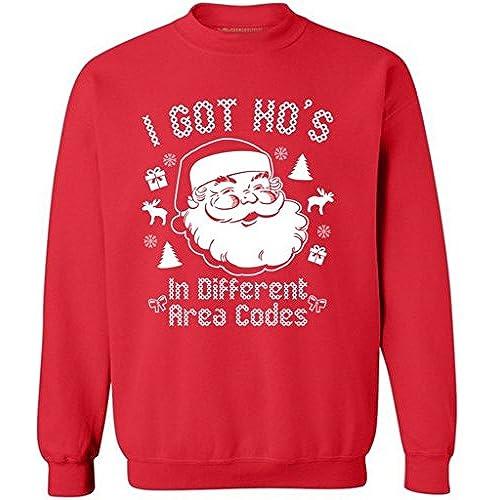 mens funny christmas sweater amazoncom - Amazon Christmas Sweater