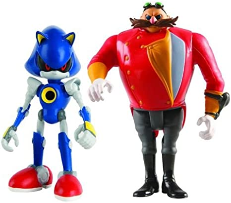 DR.EGGMAN / METAL SONIC (T22037) ARTICULATED JOINTS