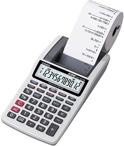 Casio - HR-8TMPlus, Calculadora con Impresora Integrada