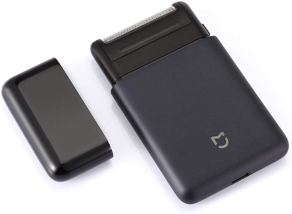 Xiaomi - Máquina de Afeitar eléctrica portátil de Acero ...