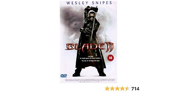 Blade II [Region 2] by Wesley Snipes: Amazon.es: Wesley ...