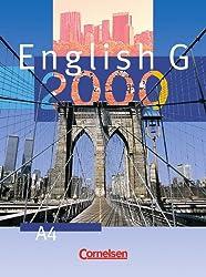 English G 2000, Ausgabe A, Bd.4, Schülerbuch, 8. Schuljahr