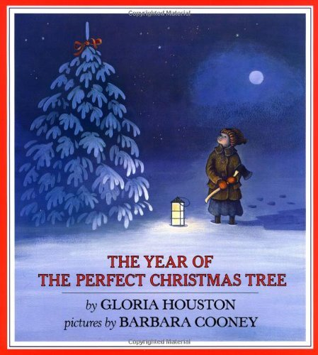 the year of the perfect christmas tree an appalachian story hardcover 1988 author gloria houston barbara cooney aa amazoncom books - The Year Of The Perfect Christmas Tree
