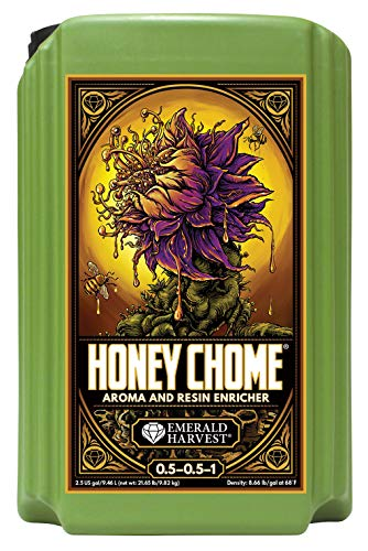 Honey Chome Emerald Harvest 2.5 Gal/9.46 L (2/Cs) by Honey Chome (Image #1)