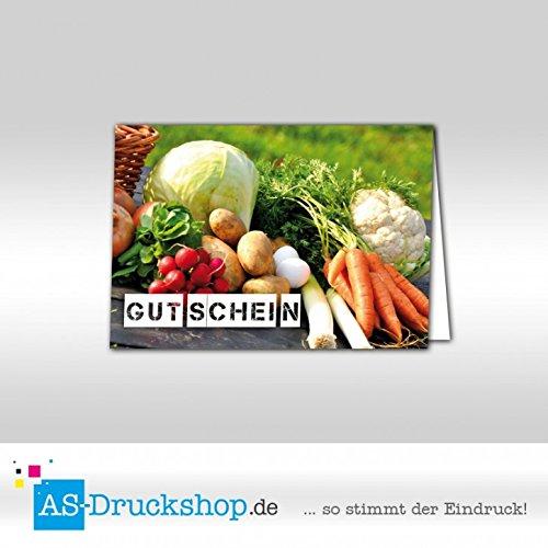 Gutschein Hofladen Hofladen Hofladen - Querbeet   100 Stück   DIN A6 B079PZMYRS | Flagship-Store  90b8e2