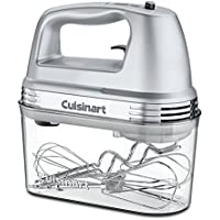 CONAIR HM-90BCS / 9-SPEED MIXER STORAGE CASE BRUSHED CHROME 220 W