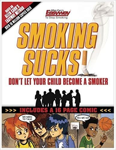 Book Smoking Sucks: Don't Let Your Child Become a Smoker by Allen Carr (29-Oct-2007)