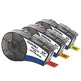 Samshion Compatible Label Tape Replacememt