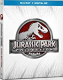 Jurassic Park Collection (Jurassic Park / The Lost World: Jurassic Park / Jurassic Park III) [Blu-ray]