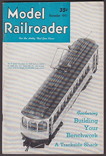 Wide Diaphragm (MODEL RAILROADER Trackside Shack Wide Diaphragms Plastic Wheels ++ 11 1947)
