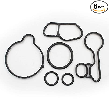 Amazon Com Hotwin Full Suit Engine Oil Cooler Gasket For Chevrolet