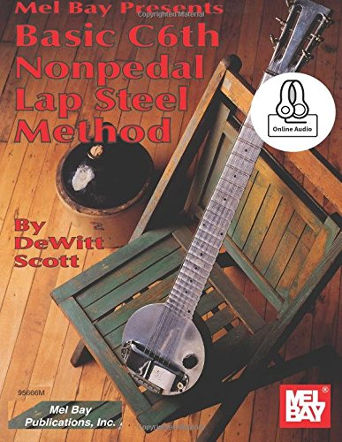 - Basic C6th Nonpedal Lap Steel Method