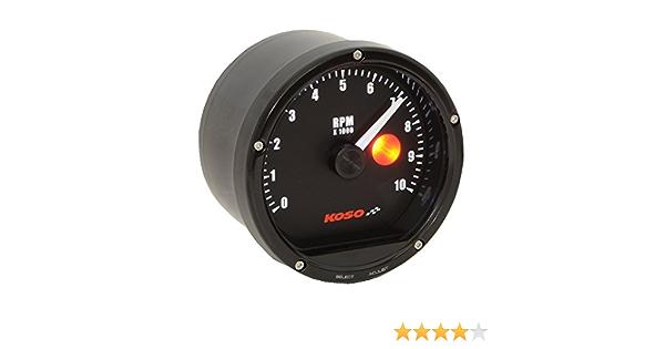 Impermeable Conector SH de 01 2000/mm Sensor Velocidad pasivo para Koso Tac/ómetro