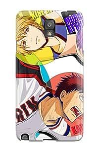 Hot VKkUfFB665llcCg Kuroko No Basuke Tpu Case Cover Compatible With Galaxy Note 3