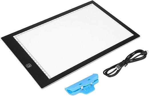 Mesa de Luz Dibujo A4, LED Tableta de Luz de Iluminaci¨®n de la ...