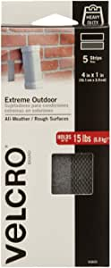 """VELCRO Brand - Extreme Outdoor - Extreme Fasteners 4""""X1"""""""