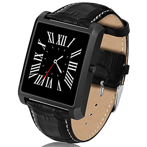 UWINMO Smart Watch, Fitness Tracker with Heart Rate Sleep Monitor for Android iOS, Without BP, Waterproof Activity Tracker Watch with Calorie Counter Pedometer, Health Sport Watch for Men