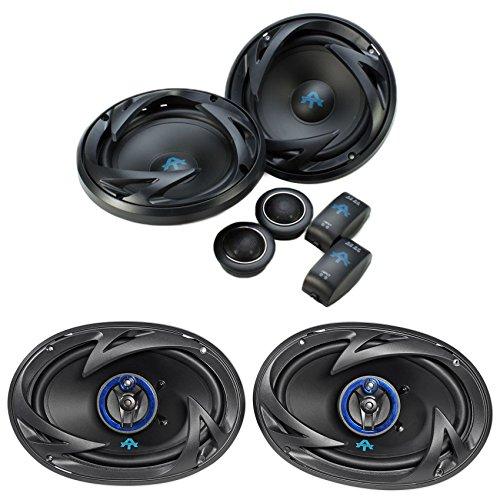 Autotek Speakers Car - Pair AUTOTEK ATS65C 6.5
