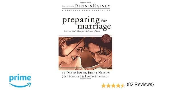 Preparing for Marriage: Dennis Rainey: 9780764215506: Amazon.com ...