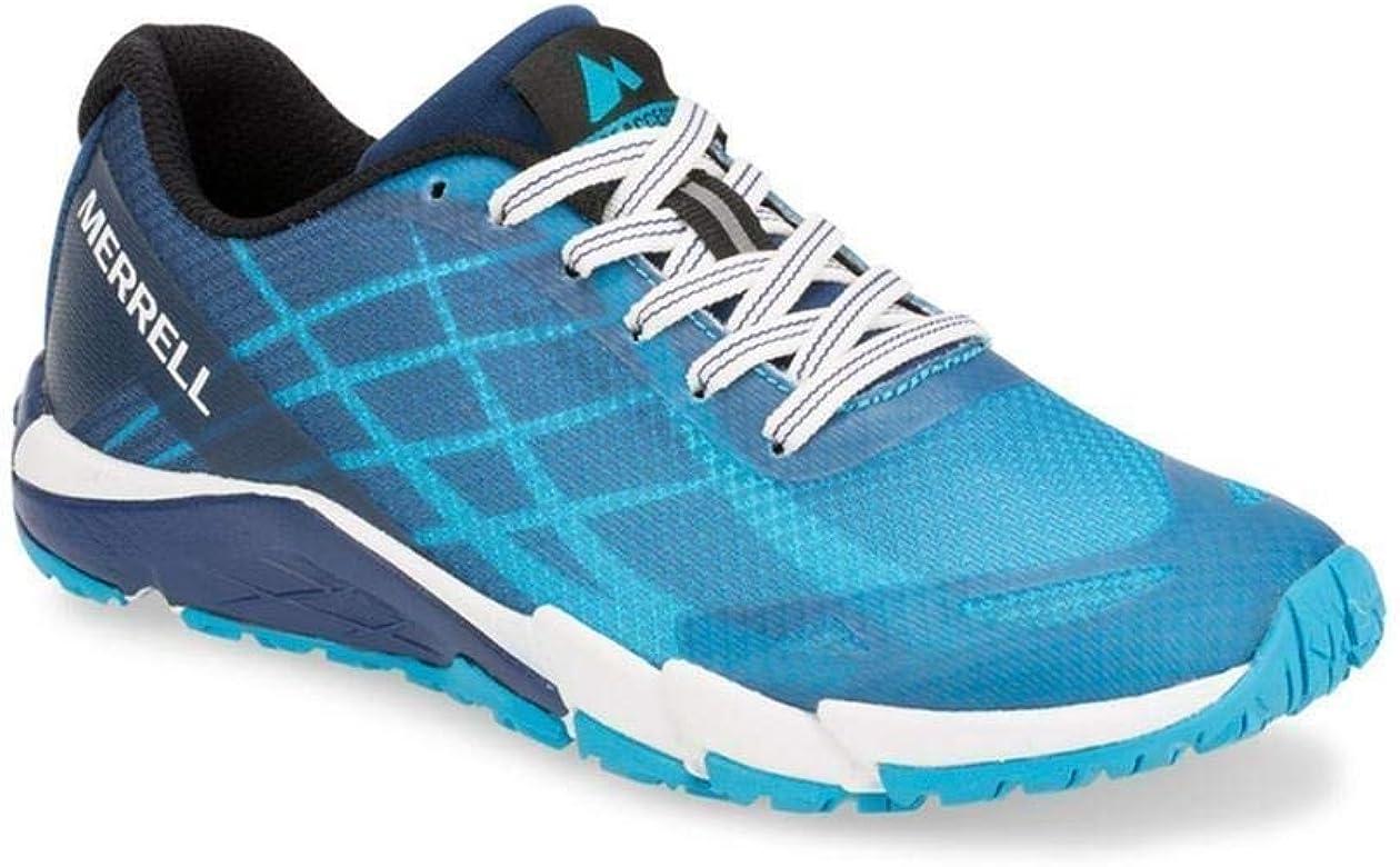 Merrell Bare Access Flex Trail Runner - Zapatillas para hombre, Azul (Azul (Arándano)), 41.5 EU: Amazon.es: Zapatos y complementos
