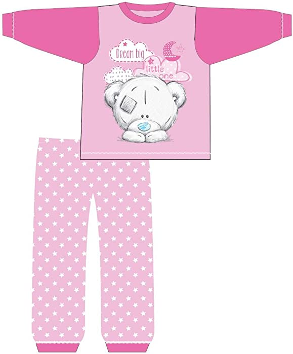 ladies tatty teddy bow official merchandise pyjamas