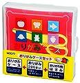KUTSUWA Origami Paper 200 Sheets, Case & Scissor Set (PT072)