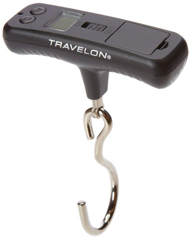 Travelon Micro-Scale, black TRV-12402-ADD.BK-CA