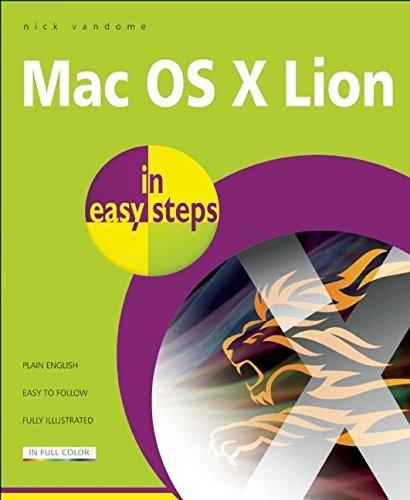 Mac OS X Lion in Easy Steps: Covers Version 10.7 pdf epub