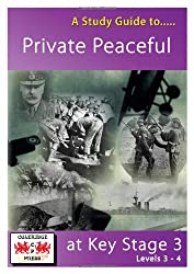 """A Study Guide to """"Private Peaceful"""" at Key Stage 3: Levels 3-4"""