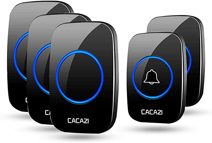 Top 9 Wireless Doorbells For Home With 2 Buttons
