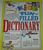Kids Fun Filled Dictionary, Tracy Christopher, Tony Tallarico, 1561562823