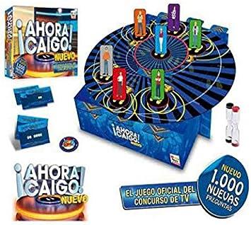 Ravensburger Juego Ahora CAIGO con 900 Preguntas: Amazon.es: Juguetes y juegos