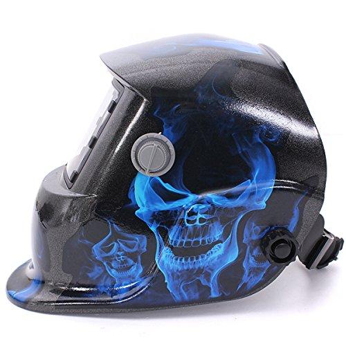 Solar Auto Darkening Welding Helmet Arc Tig Mig Grinding Welder Mask