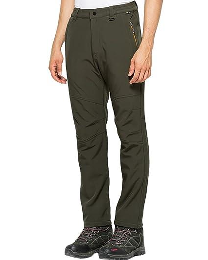 Jessie Kidden Men s Outdoor Windproof Waterproof Hiking Mountain Ski Pants a713da3c8